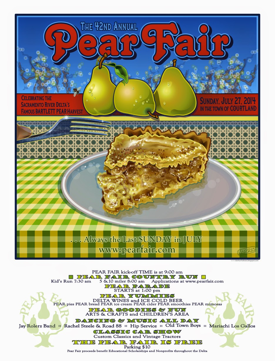 Pear-Pie-POSTER-2014