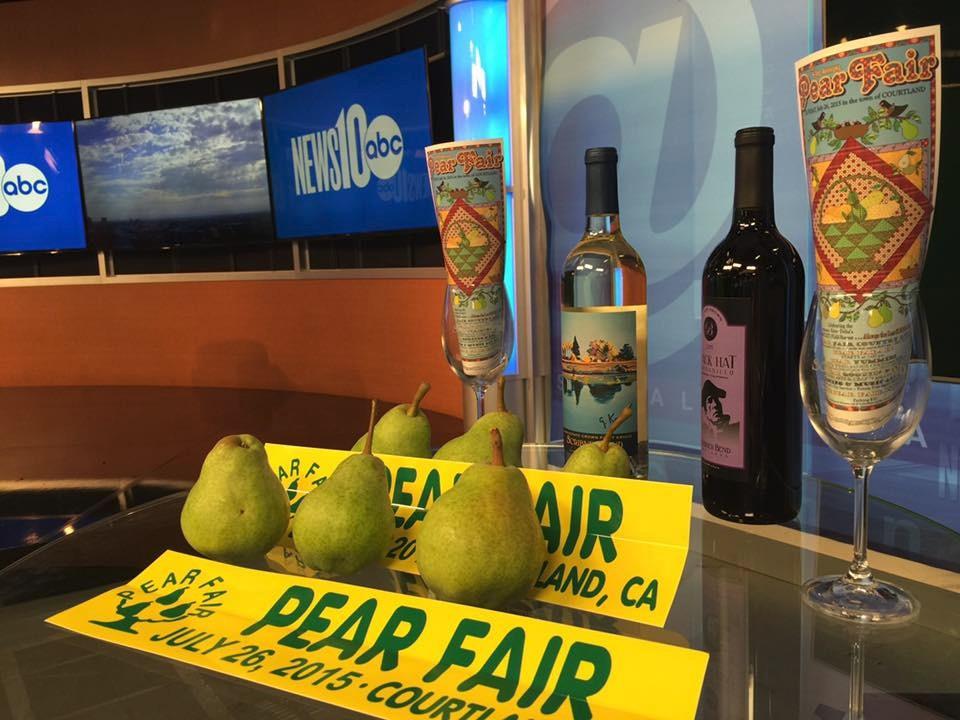 Channel 10 Pear Fair